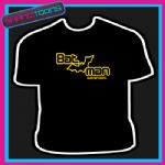 BATMAN COOL FUNKY NEW DESIGN SLOGAN TSHIRT SHANIZTOONS